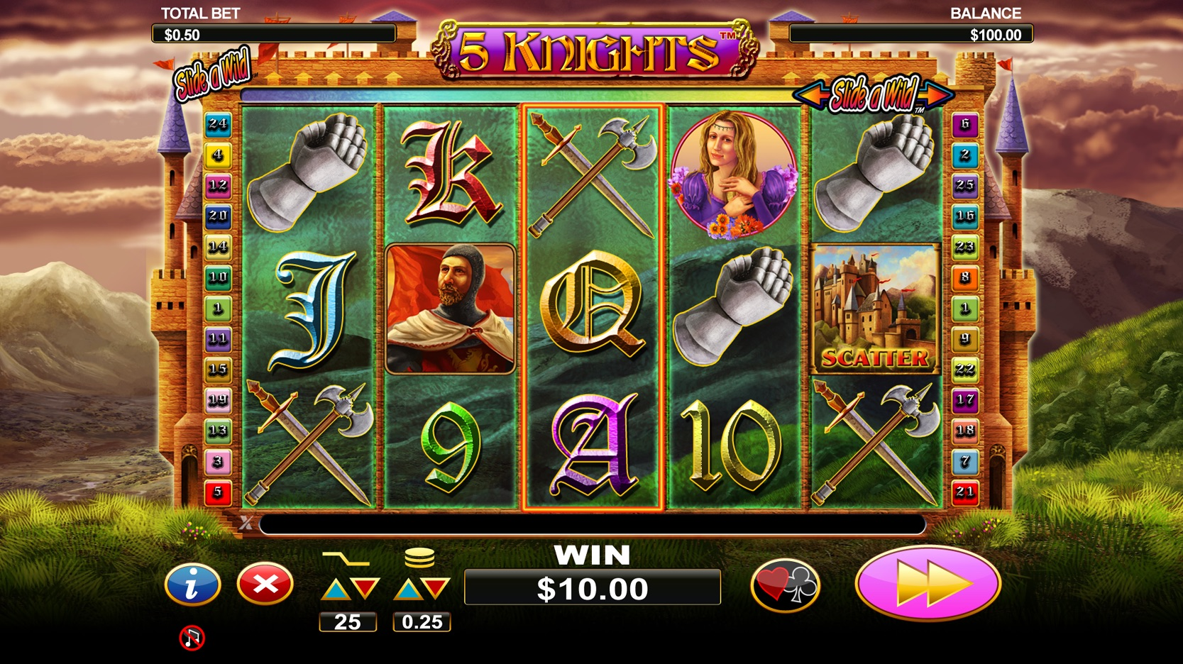 Hunter Slots - Play Free SGS Universal Slot Machines Online