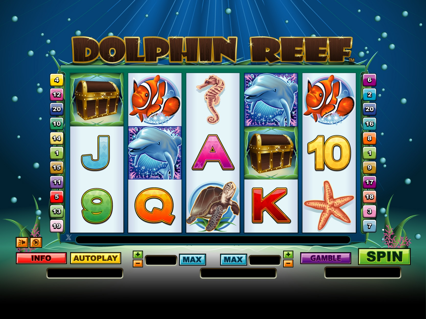 Casino Dolphin Slot