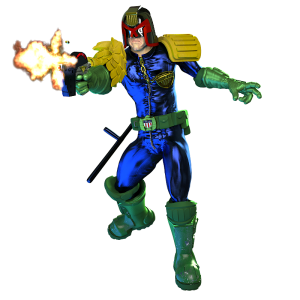 Judge Dredd casino